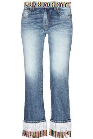 Alanui DENIM - Denim trousers