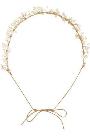 Jennifer Behr Primavera embellished headband