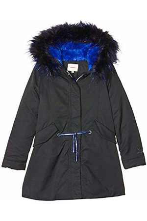Catimini Girl's Cp42065 Parka Raincoat, ( 02)