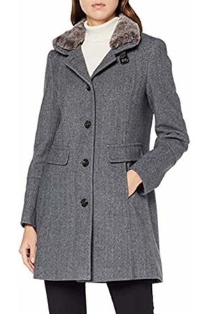 Brax Women's Milano Outdoor Herringbone Mantel Coat, ( 9)