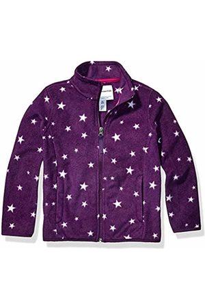 Amazon Zip-up Fleece Jacket Star