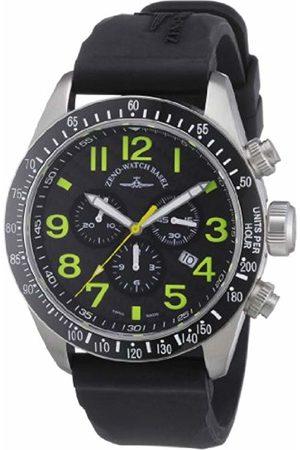 Zeno Men's Quartz Watch Quarz 6497-5030Q-s18 with Rubber Strap