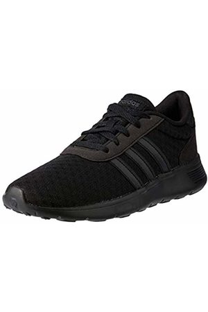 adidas Unisex Adults' Lite Racer Running Shoes, Core / Five, 4.5 UK