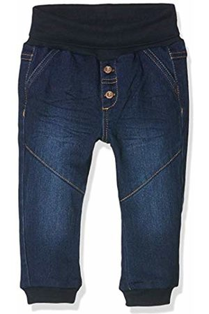s.Oliver Baby Boys' 65.909.71.3484 Trouser, ( Denim Stretch 58z4)