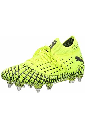 Puma Unisex Adults' Future 4.1 Netfit MxSG Football Boots, Alert