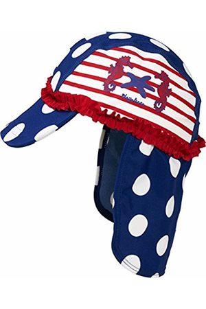 Playshoes Girl's UV Sun Protection Seahorse Swim Cap