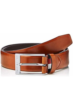 Tommy Hilfiger Men's Formal Long Loop Belt 3.5