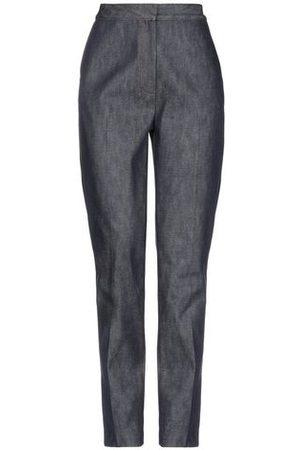 Burberry Women Trousers - DENIM - Denim trousers