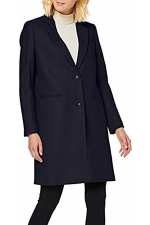 Tommy Hilfiger Women's Belle Wool Blend Classic Coat