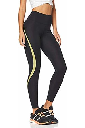 AURIQUE BAL1152 Gym Leggings Women, ( /Lime)