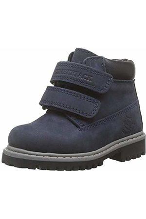Lumberjack Boys' Little Classic Boots, (Navy Cc001)