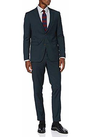 Esprit Collection Men's 079EO2M001 Suit, (Dark 300)