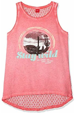 s.Oliver Girls' 66.904.34.3445 Tank Top, ( 3308)