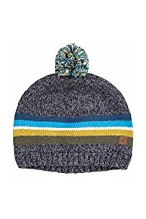 s.Oliver Boy's 64.909.92.2265 Hat, (Dark Knit 59x9)