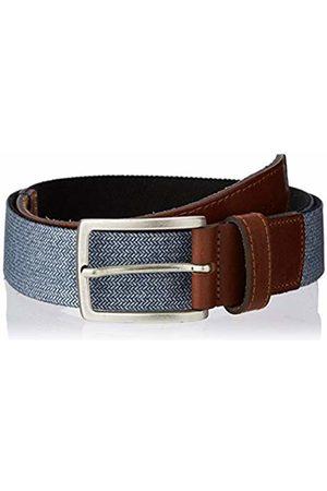 Bugatti Men's's 37600-1663 Belt (Blau 360) 40 (size: 90)