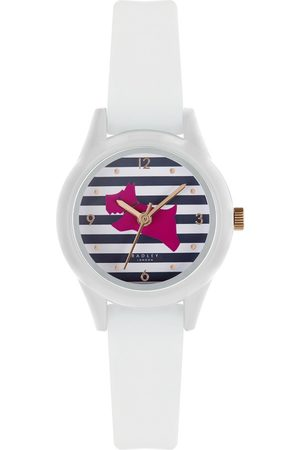 Radley Watch It! Watch It! Watch With Silicone Strap