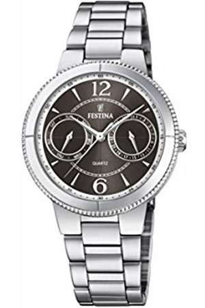 Festina Womens Analogue Quartz Watch with Stainless Steel Strap F20206/2