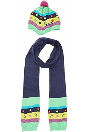 Tuc Tuc Girl's 50498 Scarf, Hat & Glove Set