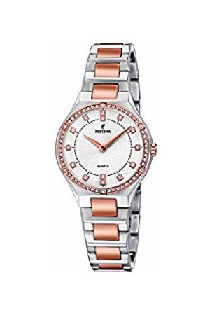 Festina Womens Analogue Classic Quartz Watch with Stainless Steel Strap F20226/3