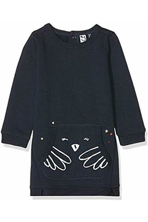 3 Pommes Baby Girls' 3p30252 Robe Molleton Dress