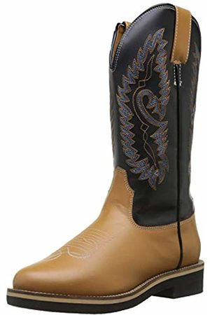 HKM Sports Equipment Unisex's Westernstiefel-Softy Cow Trousers