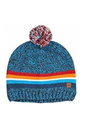 s.Oliver Boy's 64.909.92.2265 Hat, (Dark Melange Knit 97x9)