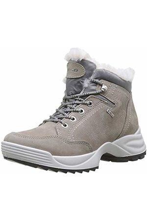 IGI &Co Women's Donna Gore-tex-41608 Snow Boots, ((Ghiaccio 4160811))