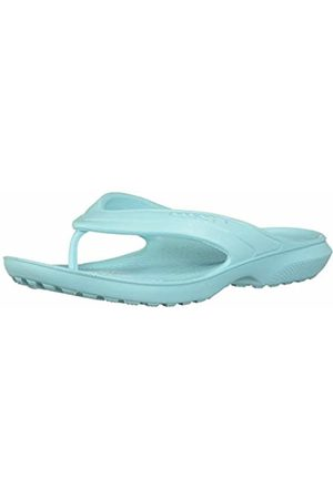 Crocs Unisex Kids' Classic Flip K Flops, (Ice 4o9)