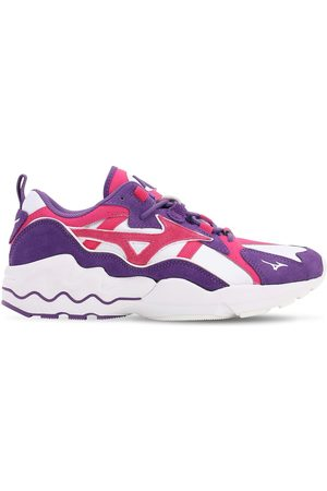 Mizuno Men Trainers - Wave Rider 1s Sneakers
