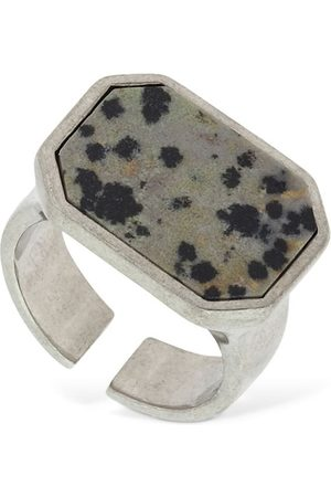 Isabel Marant Golden Mother Squared Ring