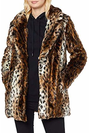 Rich & Royal Women's Fake Fur Coat