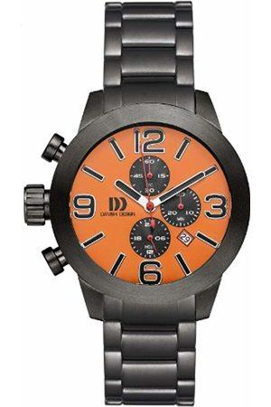 Danish Designs Danish Design Men's Quartz Watch with Dial Chronograph Display and Stainless Steel Bracelet DZ120094