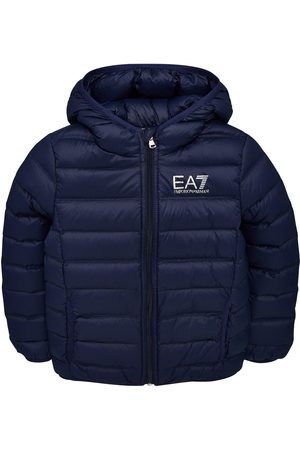 adidas Boys Lightweight Down Quilted Jacket