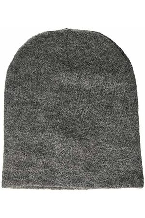 Pieces NOS Women's Pckimmie Wool Hood Noos Beanie, Dark Melange