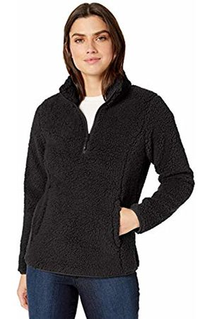 Amazon Polar Fleece Lined Sherpa Quarter-zip Jacket