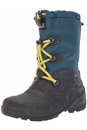 Jack Wolfskin Unisex Kids' Iceland Texapore High K Snow Boots, ( /Lime)