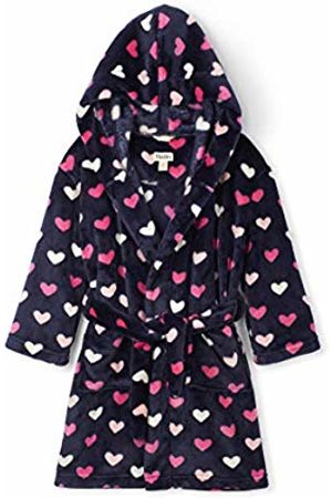 Hatley Girl's Fleece Robes Dressing Gown