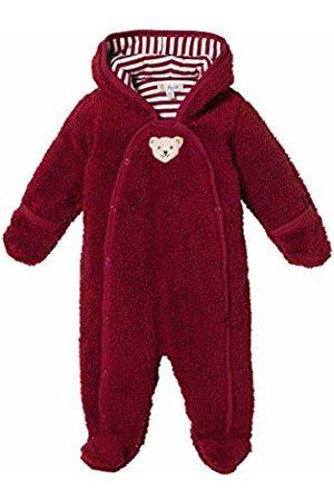 Steiff Baby Girls' Einteiler Romper, (Beet 4010)