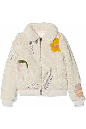 Catimini Girls' CP41095 Blouson Jacket, Off- Off- (Ecru 11)