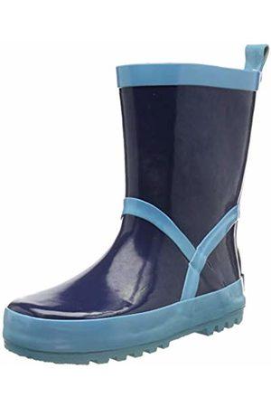 Playshoes Unisex Kids' Uni Naturkautschuk Wellington Boots