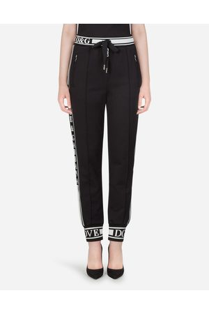Dolce & Gabbana Trousers and Leggings - JERSEY JOGGING PANTS