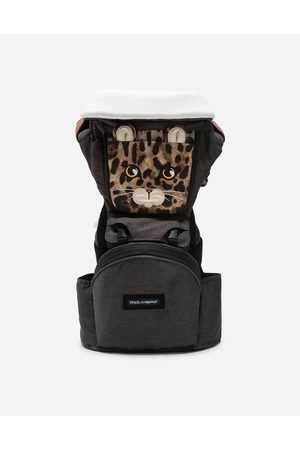 Dolce & Gabbana Baby Bags - LEOPARD BABY CARRIER