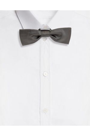 Dolce & Gabbana Ties and Pocket Squares - SILK BOW TIE