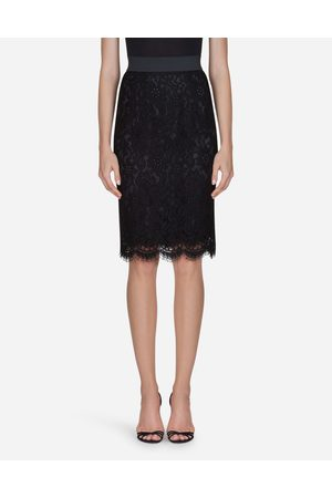 Dolce & Gabbana Skirts - LACE PENCIL SKIRT