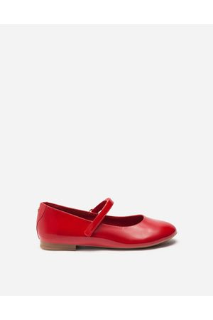 Dolce & Gabbana Shoes - PATENT LEATHER MARY JANE BALLET SHOE