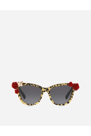 Dolce & Gabbana Accessories - LEO & ROSES SUNGLASSES