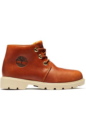 Timberland Newman chukka for junior in kids, size 3.5