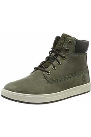 Timberland Unisex Kids' Davis Square 6 Inch Low-Top Sneakers