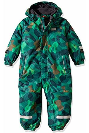3 Years Lego Wear Baby Lego Duplo Tec Play LWJULIAN 711-Skianzug//Schneeanzug Snowsuit Blue Dark Navy 590
