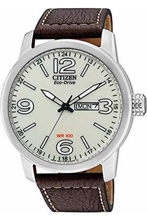 Citizen Men's Quartz Watch BM8470-03AE BM8470-03AE with Leather Strap